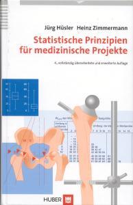 Buch: Statistische Prinzipien für medizinische Projekte